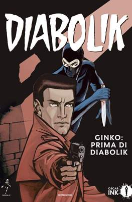 Diabolik - Oscar Ink (Cartonato 160-352 pp) #8