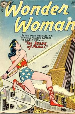 Wonder Woman Vol.1 (1942-1986; 2020-) (Comic Book) #69
