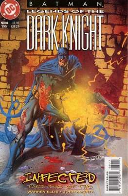 Batman: Legends of the Dark Knight Vol. 1 (1989-2007) (Comic Book) #84