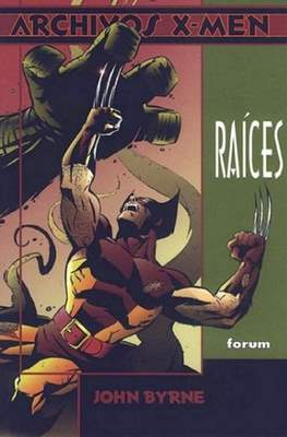 Archivos X-Men (1995-1998) (Rústica 96-256 pp) #7