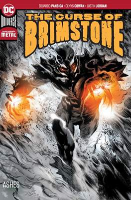 The Curse of Brimstone (Softcover 144 pp) #2