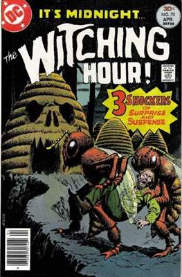 The Witching Hour Vol.1 (Comic Book) #70