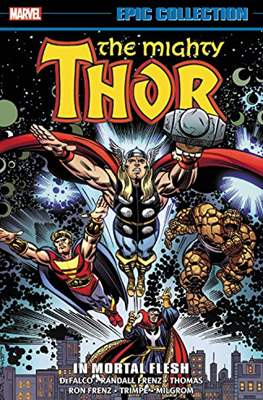 Thor Epic Collection (Softcover) #17