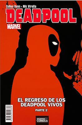 Deadpool. El regreso de los Deadpool vivos (Rústica) #2