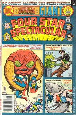 Four Star Spectacular (Comic Book 68-52 pp) #3