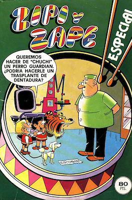 Zipi y Zape Especial / ZipiZape Especial (Grapa 76-100 pp) #57