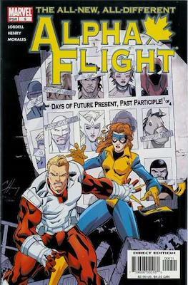 Alpha Flight (Vol. 3 2004-2005) #9