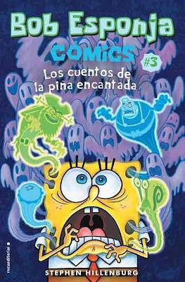 Bob Esponja Cómics (Rústica 108 pp) #3