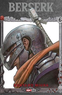 Berserk (Rústica con sobrecubierta) #6
