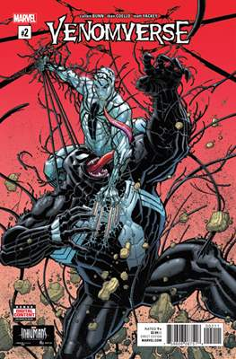Venomverse (Grapa) #2