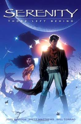 Serenity (Softcover) #1