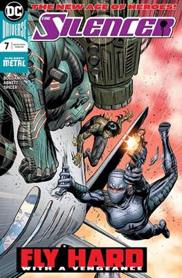 The Silencer (2018) (Comic Book) #7