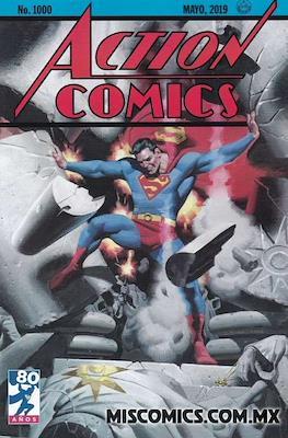Action Comics 1000 (Portada variante) #1.2