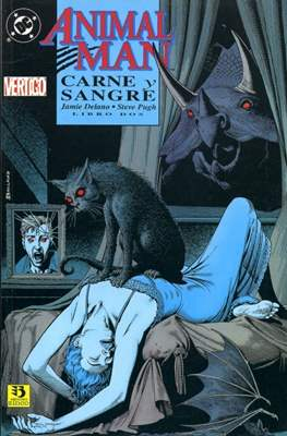 Animal Man - Carne y Sangre (Rústica 48-48-80 pp) #2