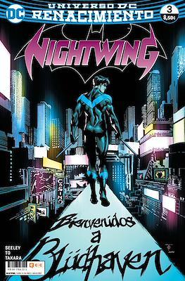 Nightwing. Renacimiento #3