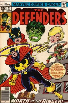 The Defenders vol.1 (1972-1986) (Grapa, 32 págs.) #51