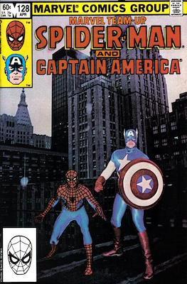 Marvel Team-Up Vol. 1 #128