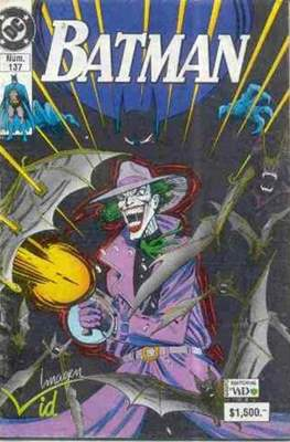Batman (1987-2002) (Grapa) #137