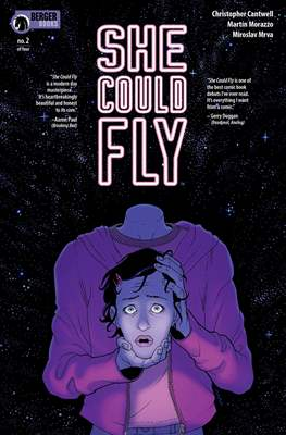 She Could Fly (Comic book 32 pp) #2