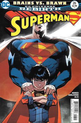 Superman Vol. 4 (2016-2018) #26