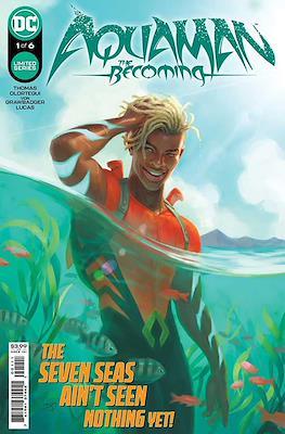 Aquaman:The Becoming (2021)