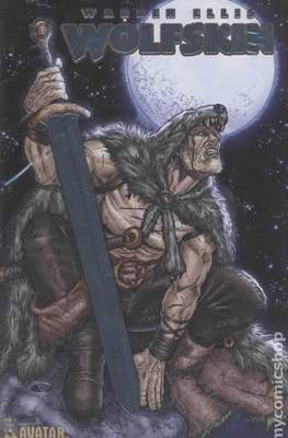 Wolfskin (Variant Cover)