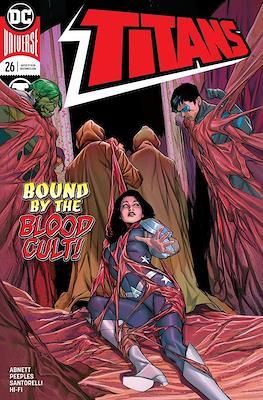 Titans Vol. 3 (2016- 2019) (Comic-book) #26