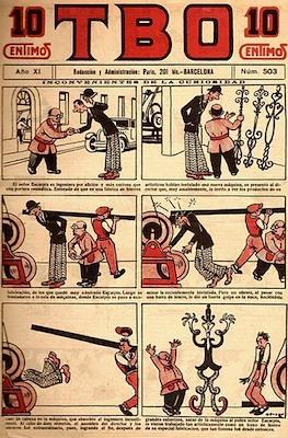 TBO (1917-1938) (Cuaderno) #503