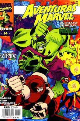 Aventuras Marvel (Grapa 24 pp) #14