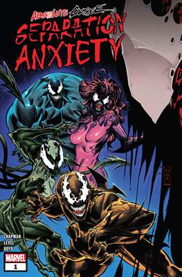 Absolute Carnage: Separation Anxiety
