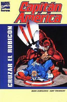 Capitán América: Cruzar el Rubicón (2002)