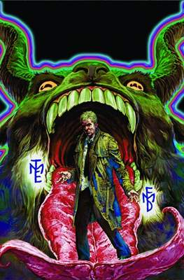 Hellblazer: Rise and Fall (Variant Cover) (Comic Book) #2
