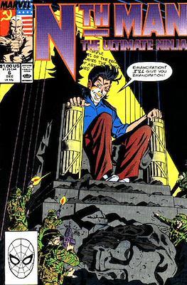 Nth Man (Comic-book) #6