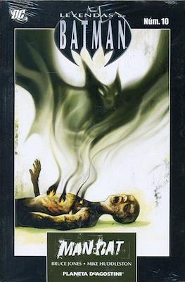 Batman. Las leyendas de Batman (Rústica 144 pp) #10