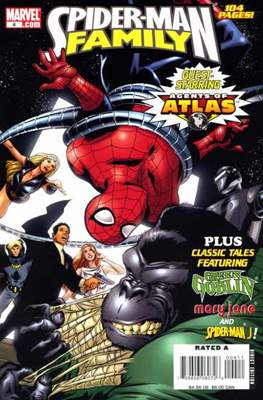 Spider-Man Family (Comic Book) #4