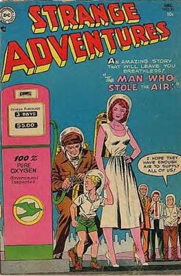 Strange Adventures (Comic Book) #51