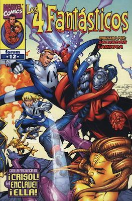 Los 4 Fantásticos Vol. 3 (1998-2001). Heroes Return (Grapa 24-48 pp) #12