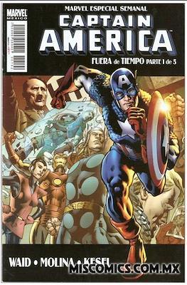 Captain America Fuera del tiempo