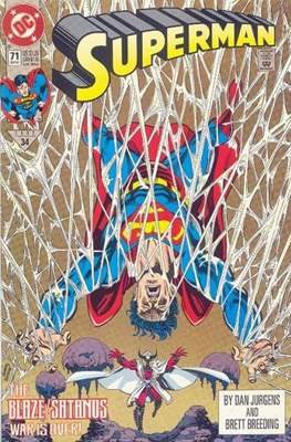 Superman Vol. 2 (1987-2006) (Comic Book) #71
