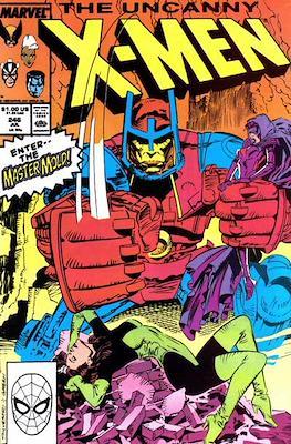 The Uncanny X-Men (1963-2011) (Comic-Book) #246