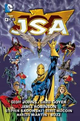 JSA de Geoff Johns (Cartoné) #1