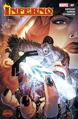 Inferno (Comic-book) #2