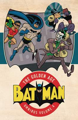 Batman: The Golden Age Omnibus #4