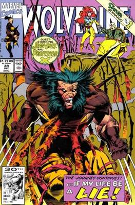 Wolverine (1988-2003) (Comic Book) #49