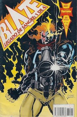 Blaze. Legado de sangre (Grapa.) #1