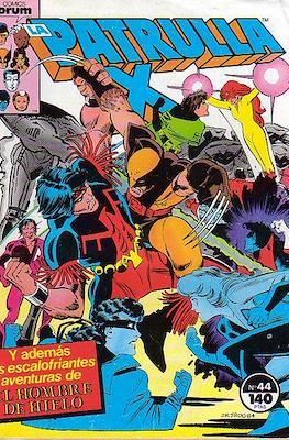 La Patrulla X Vol. 1 (1985-1995) (Grapa) #44