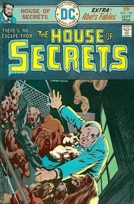The House of Secrets (Grapa) #135