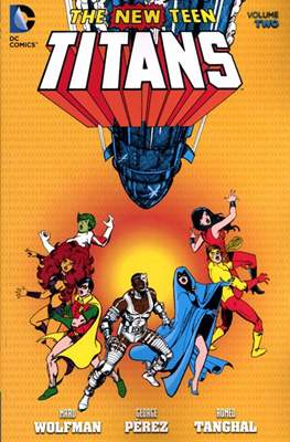 The New Teen Titans (Softcover) #2