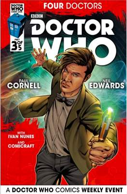 Doctor Who: Four Doctors (Comic Book) #3