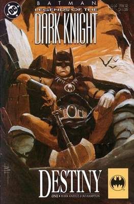 Batman: Legends of the Dark Knight Vol. 1 (1989-2007) (Comic Book) #35